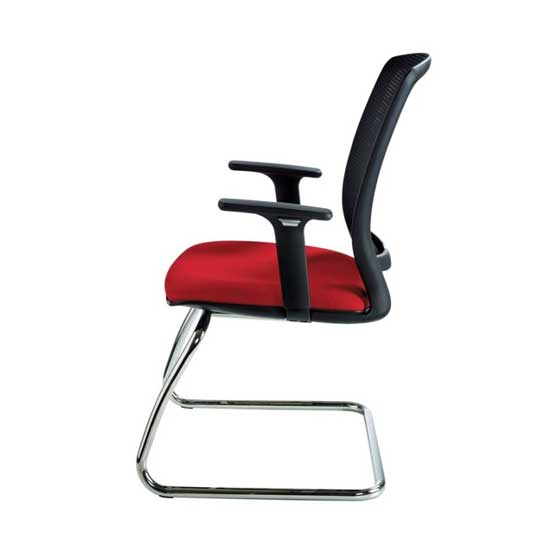 Zonda Mesh Cantilever Chair