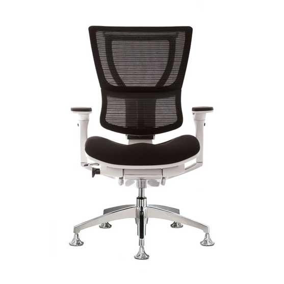 Mirus Ergonomic Mesh Chair with Swivel Base