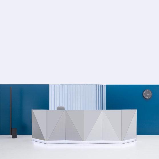 Alpa Reception Desk long size