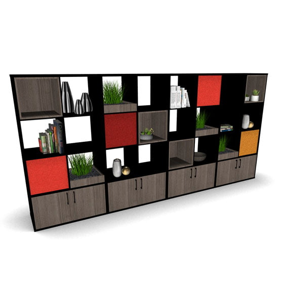 Room Divider in a variety of finishes