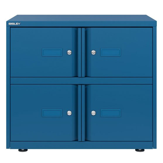 Blue Bisley Essential Locker