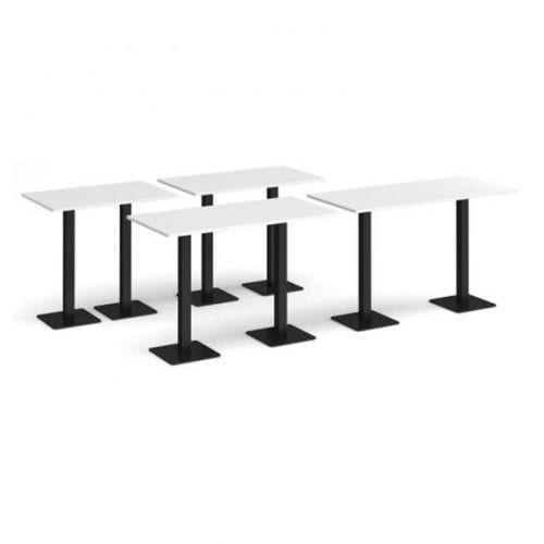 Brescia Poseur Table black base