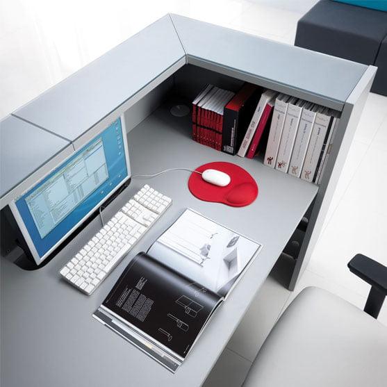 Linea Reception Desk Desktop