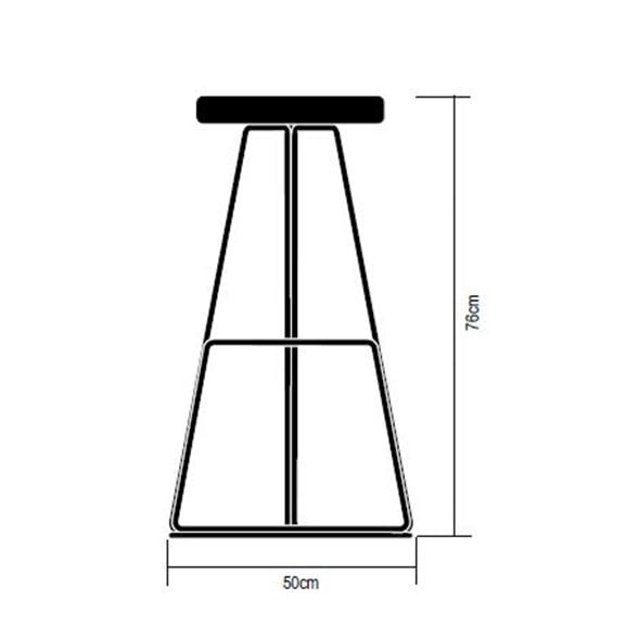 Measures of Delta High Stool