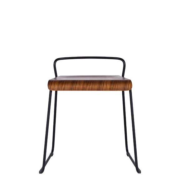 Front of Transit High Stool