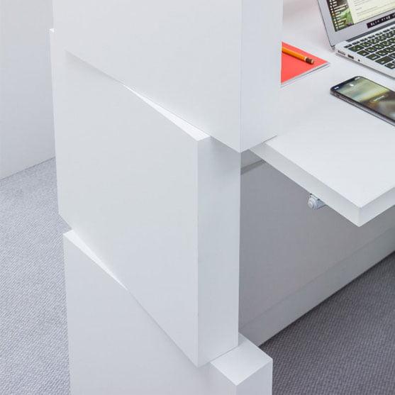 Zen Reception Desk details