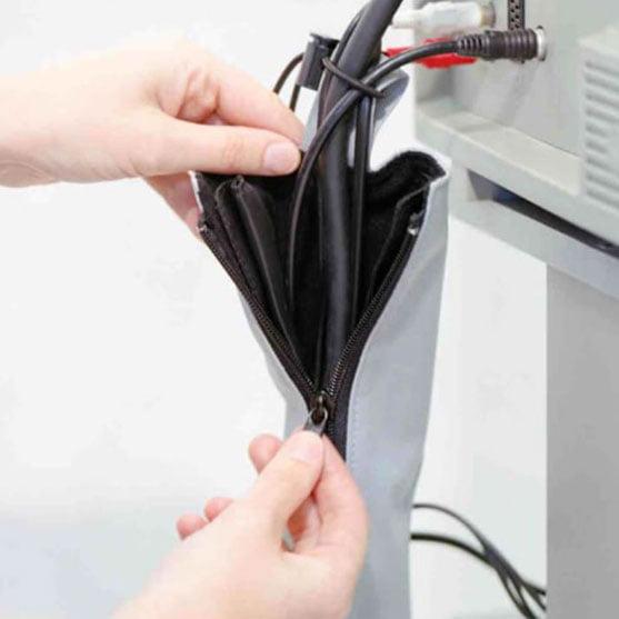 Zip it Cable Tidy mechanism