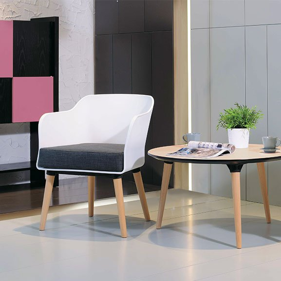 Ciro Lounge Chair from Elite