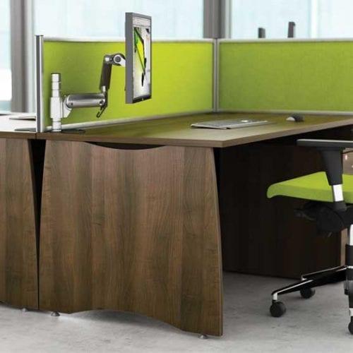 EX10 Straight Desk