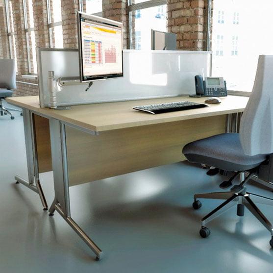 EX 10 Straight Desk