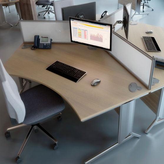 EX10 Segment Desk