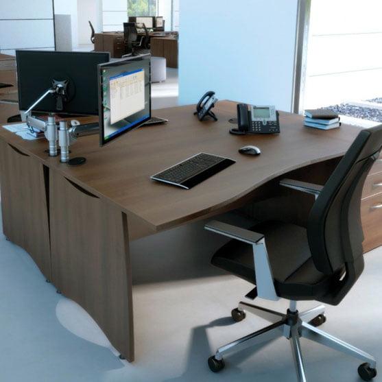 EX10 Wave Desk