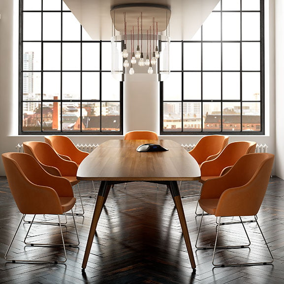 Moment Boardroom Table