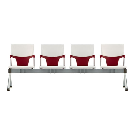 Ikon Beam 4 seats