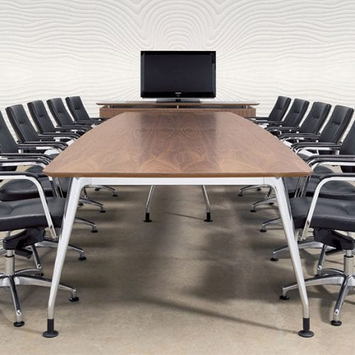 DNA Wood Meeting Table