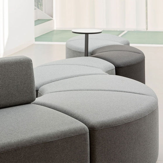 Actiu Bend Soft Seating