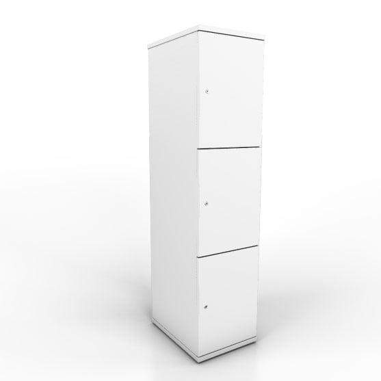 BTS Lockers for three