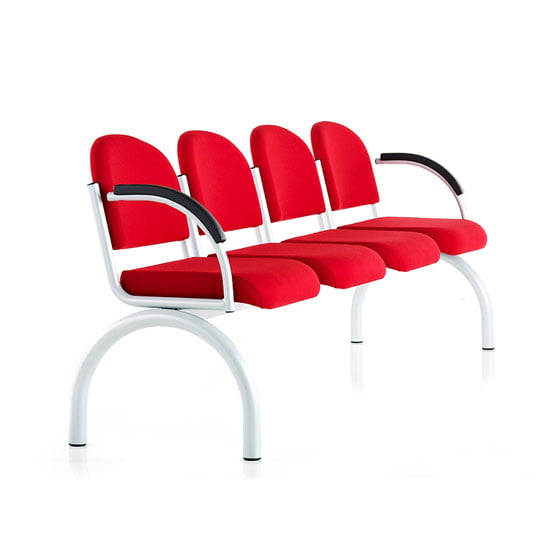 Beam Seating Red