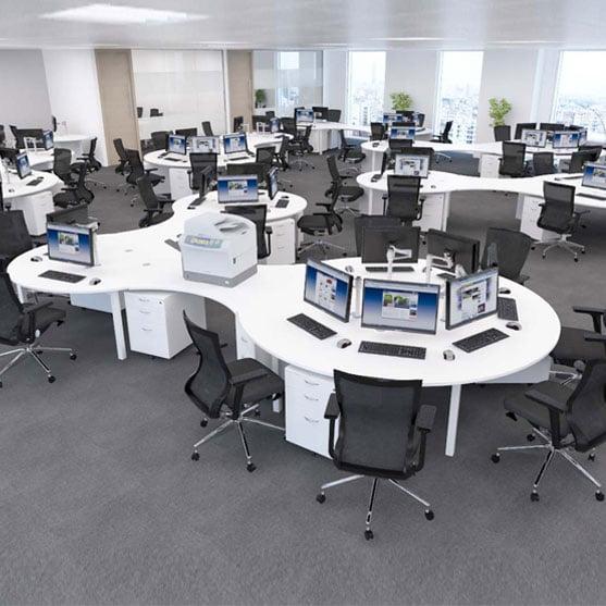 Cyclone Call Centre Desk
