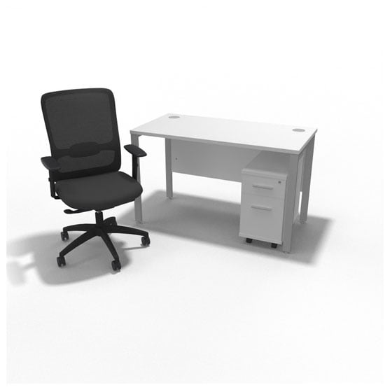 Home Office Desk and Chair BT Office Furniture