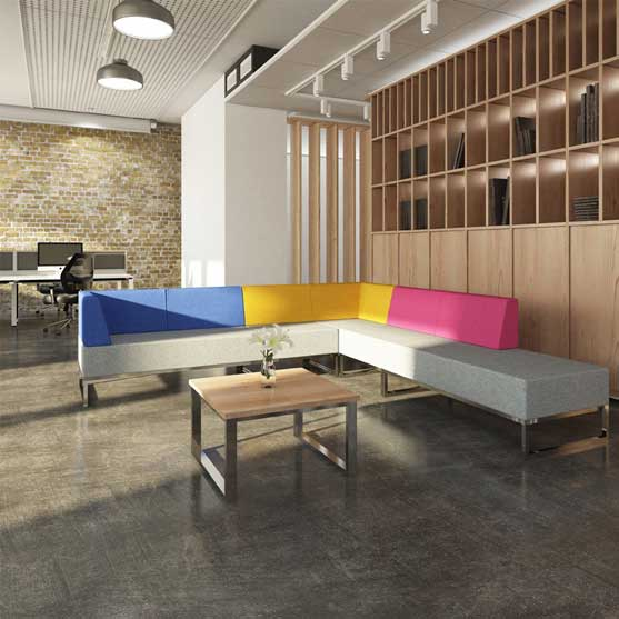 Nera Modular Office Furniture