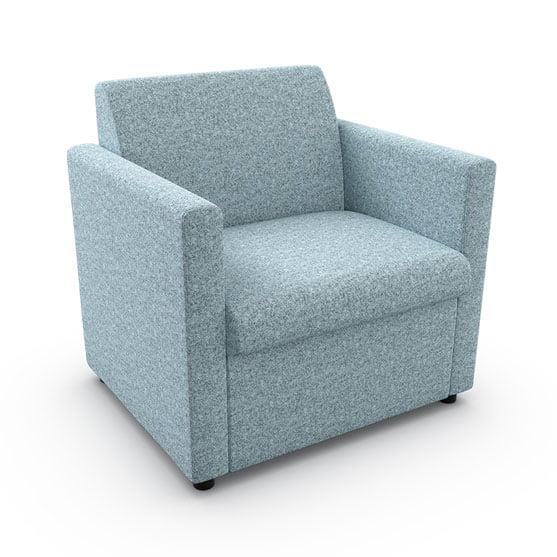 Nexus Modular Single Sofa with arms