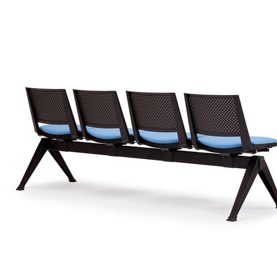 Pila Beam Seating Upholstered