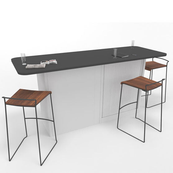 Single Meeting Point by BT Office Furniture