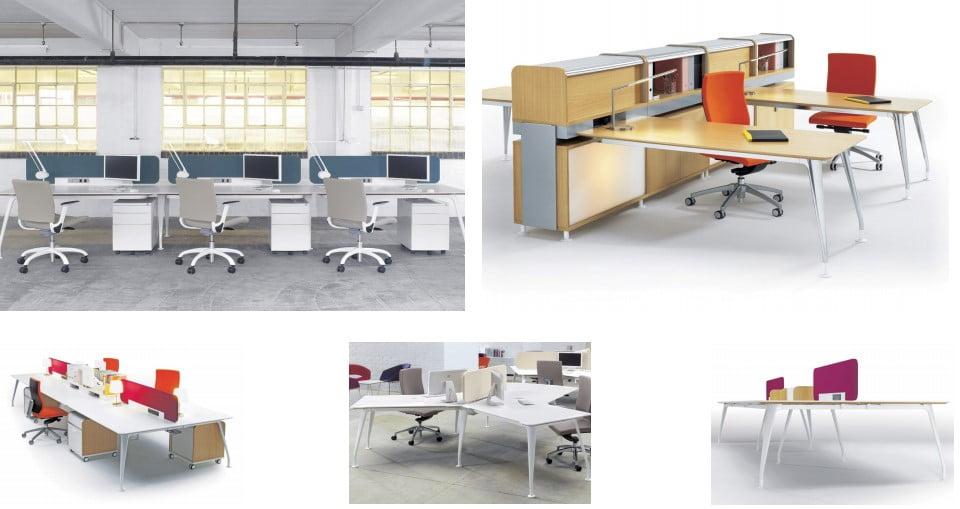 The DNA bench desk range