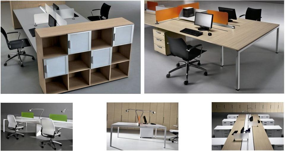 The Fly bench desk range