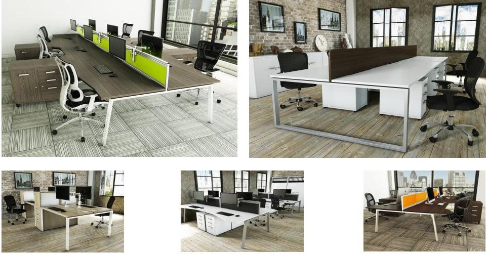 The ibench bench desk range