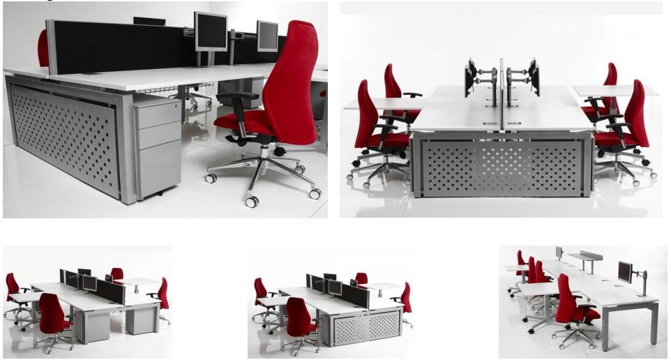 The M50 bench desk range