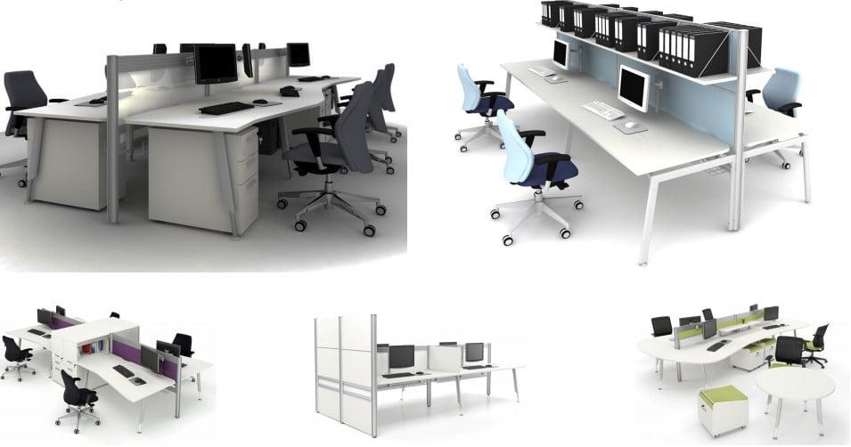 The Neo Evolution bench desk range