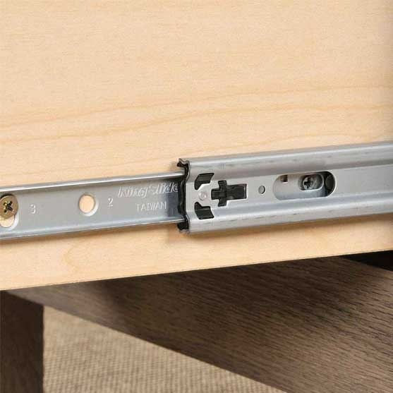 Waterside Home Office Desk Mechanism