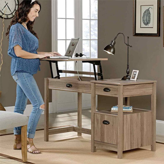 Waterside Sit Stand Desk