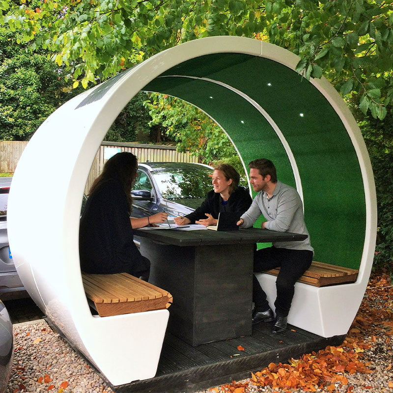 Open Outdoor Pod