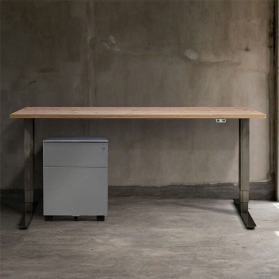 Lavoro Forge Height Adjustable Desk