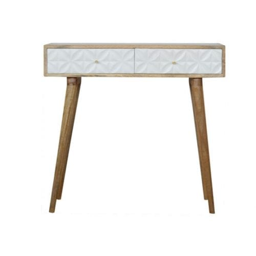 Diamond-Carved-Console-Table-