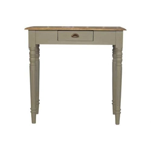 Hand Painted Writing Desk by Artisan