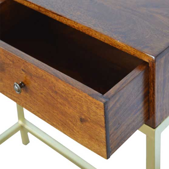 2 Drawer Console Table by Artisan Furniture