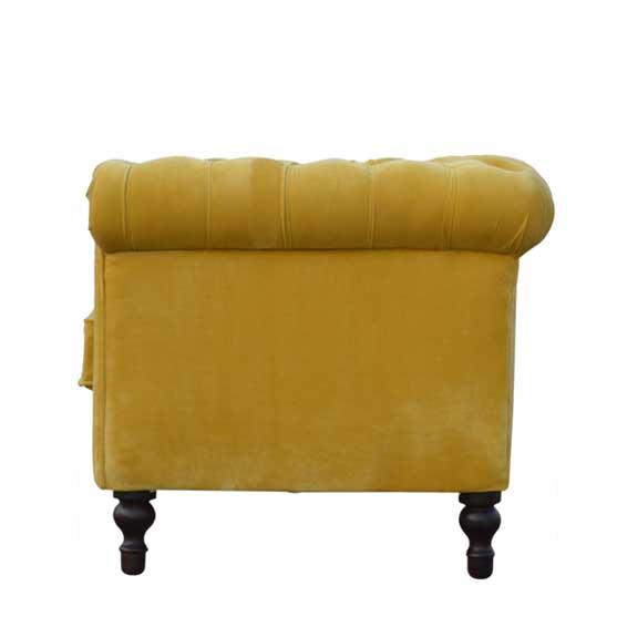 Mustard-Velvet by Artisan