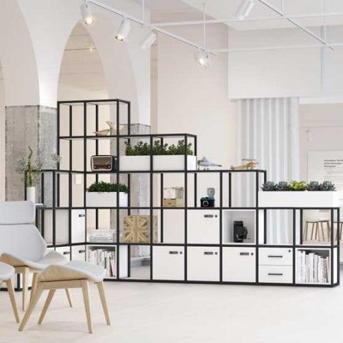 Cubeform Storage System