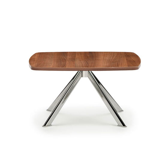 Xross Wood Coffee Table