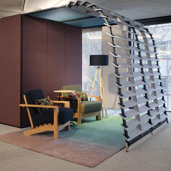 Campers&Dens system by Orangebox