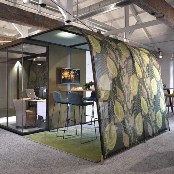 Campers&Dens Fabric by Orangebox