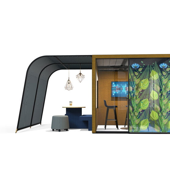 Campers&Dens with fabric