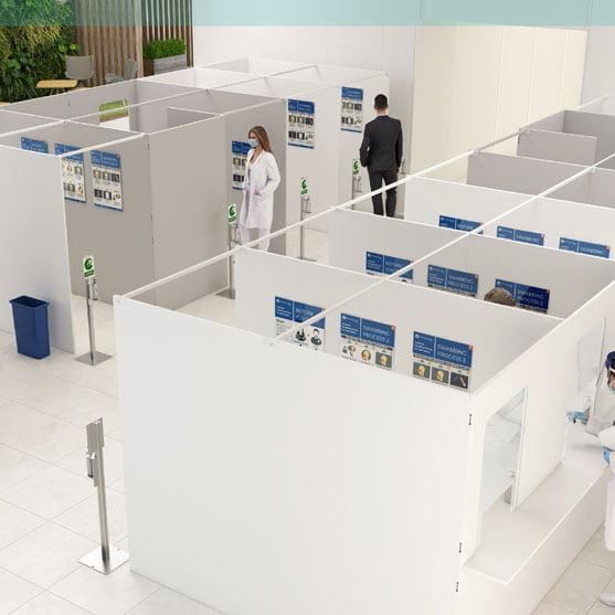 Elite Testing Booth