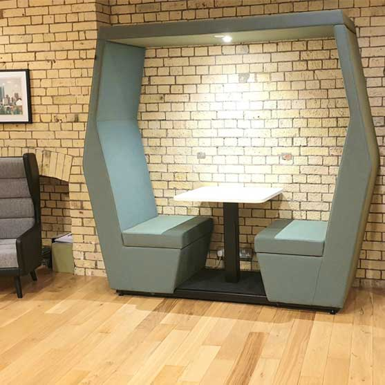 Bill Office Pod Without Wall