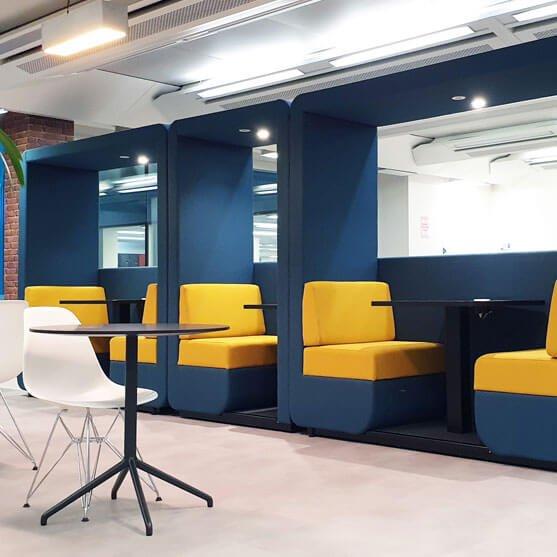 Bob Office Pod from JDD Office Furniture
