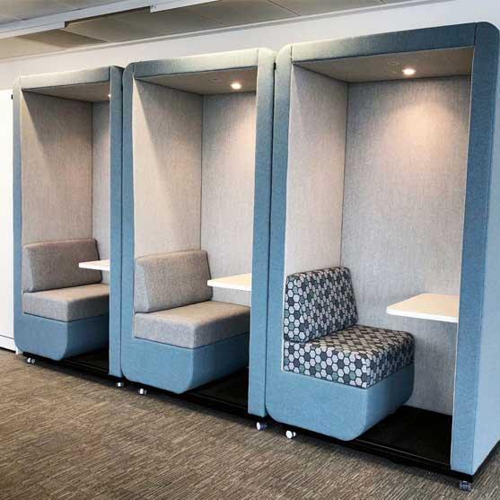 Bob Office Pod 2 seat